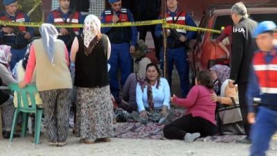Denizli'de 3 çocuk annesi kadını başından vurarak öldürdüler