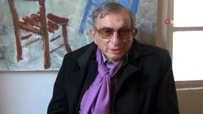 Fransa'dan Haldun Dormen'e 'şövalye' unvanı