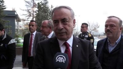 Galatasaray Başkanı Cengiz: 'Bizimle beraber ama bizsiz Galatasaray mutlaka hedefine ulaşacak' - KAYSERİ