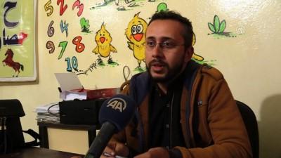 hukumet - İdlibliler Türkçe öğrenmek için destek bekliyor (2) - İDLİB