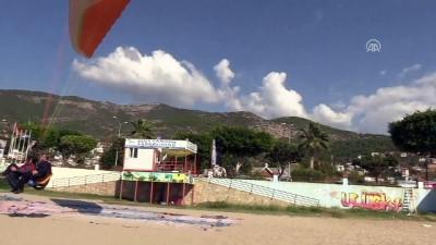 Kasımda deniz ve yamaç paraşütü keyfi - ANTALYA