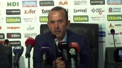 """alabalik - Mehmet Özdilek: """"Taraftarı ve oyuncularımı tebrik ediyorum"""""""