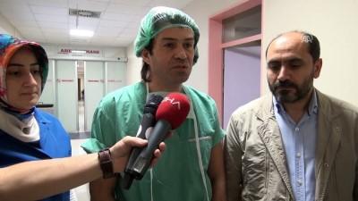 Organları 3 kişiye hayat verecek - SİVAS