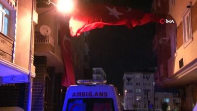 sehit -  Şehit ateşi İstanbul'a düştü