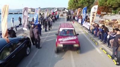 Sinop'ta düzenlenen Off-Road Şampiyonası'nın serenomik start verildi