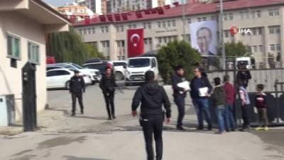Şırnak'ta valilik ve 10 ayrı askeri bölgeye İHA düştü