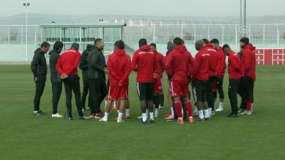 Sivasspor, Beşiktaş maçına hazır - SİVAS