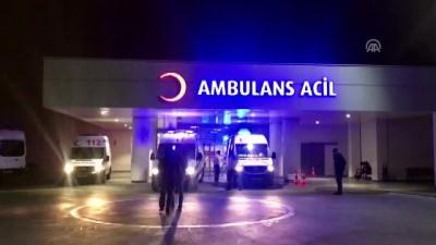 59 düzensiz göçmen gıda zehirlenmesi şüphesiyle hastaneye kaldırıldı - KAYSERİ