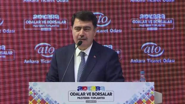 is insanlari - Ankara Odalar ve Borsalar Müşterek Toplantısı - ANKARA