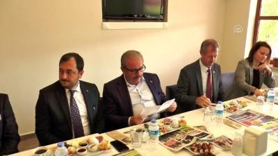 'Belediyecilik deyince akla gelen adres AK Parti'dir' - TEKİRDAĞ