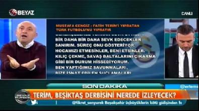 Mustafa Cengiz'in sözlerine tepki