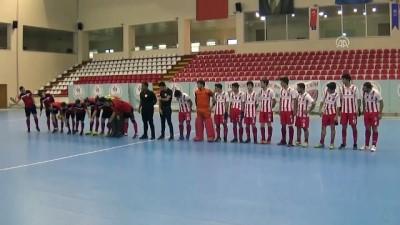 Salon Hokeyi Süper Ligi 1. etabı tamamlandı - AMASYA