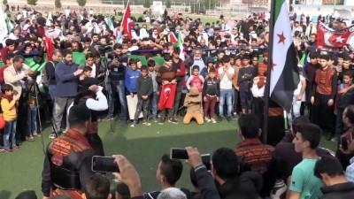 Suriyelilerden terör örgütü YPG/PKK'ya protesto - ŞANLIURFA