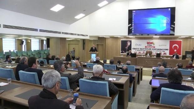 kredi destegi - TGK 17. Başkanlar Kurulu Toplantısı - ORDU