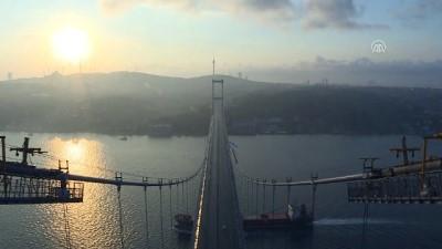 Vodafone 40. İstanbul Maratonu başladı (2) - İSTANBUL