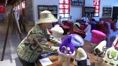 2 bin 300 yıllık şapkalar yeniden tasarlanıyor - KASTAMONU