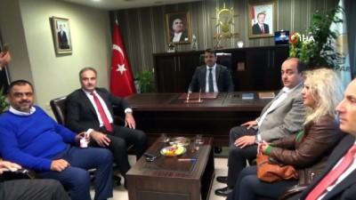 alabalik -  CHP'li belediye başkanı AK Parti'ye geçti