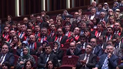 Cumhurbaşkanı Yardımcısı Oktay: '(FETÖ)Hakim ve savcı elbisesi giymiş içimize sızmış hainlerden başka bir şey değiller' - ANKARA