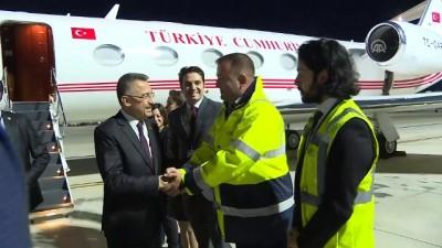 hukumet - Cumhurbaşkanı Yardımcısı Oktay, İtalya Başbakanı Conte ile görüştü - PALERMO