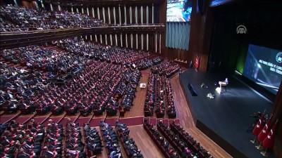 Cumhurbaşkanı Yardımcısı Oktay: 'Yargı sistemimizde yapılan pek çok düzenleme ile dosya yığılmalarının önüne geçilmiştir' - ANKARA