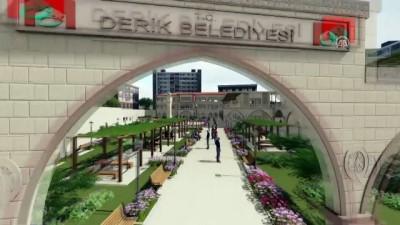 Derik Belediyesi yeni hizmet binası yeni yılda hizmete açılacak- MARDİN