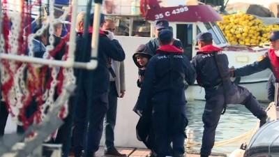 sili - Dikili'de düzensiz göçmenleri taşıyan tekne battı - İZMİR