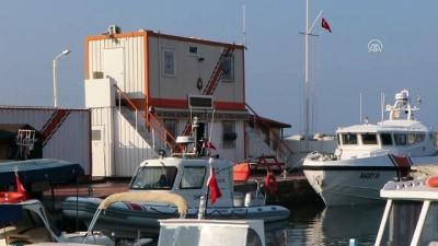 Dikili'de göçmen teknesinin battığı iddiası (2) - İZMİR