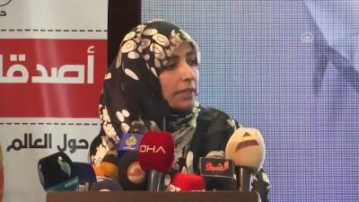 Dostları Cemal Kaşıkçı'yı andı - Nobel ödüllü aktivist Tawakkol Karman - İSTANBUL