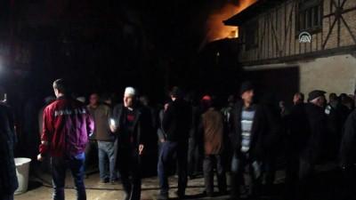 Kastamonu'da yangın - KASTAMONU