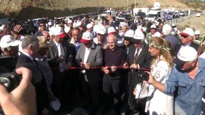 sili - Kıbrıs'ta Derinya ve Aplıç sınır kapıları açıldı - GAZİMAĞUSA