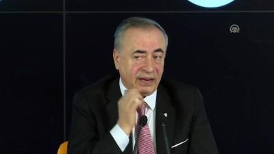 Mustafa Cengiz: 'Altyapıda Galatasaray bir devrim yapıyor' - İSTANBUL
