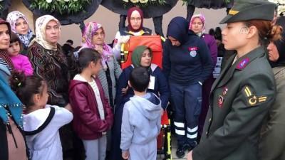 Şehit Mehmet Kaşık son yolculuğuna uğurlandı - KAHRAMANMARAŞ