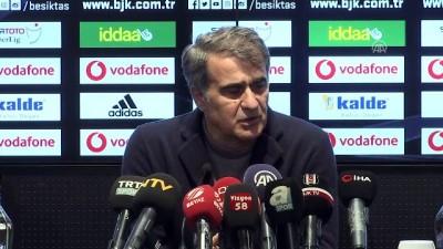 teknik direktor - Şenol Güneş: 'Hiçbir oyuncumuz, dışlanacak oyuncu değildir' - İSTANBUL