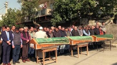 Silahlı saldırıda hayatını kaybedenler toprağa verildi - KAHRAMANMARAŞ