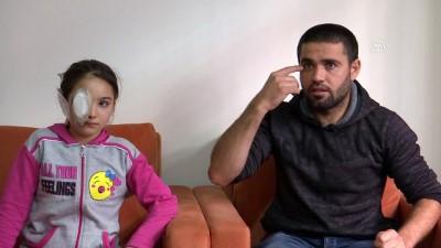 Suriyeli Luceyn, eski güzelliğine kavuşmayı bekliyor - İSTANBUL