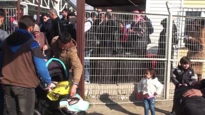 Suriyelilerin terörden arındırılan bölgelere dönüşü sürüyor - KİLİS