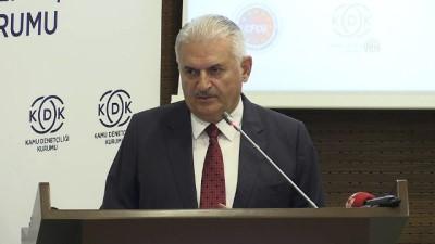 acilis toreni - TBMM Başkanı Yıldırım: 'İnsan hakları dinamik bir kavramdır' - ANKARA