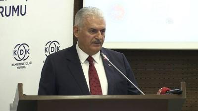 acilis toreni - TBMM Başkanı Yıldırım: 'Türkiye iki yıl önce büyük bir belayla karşı karşıya kalmıştır' - ANKARA
