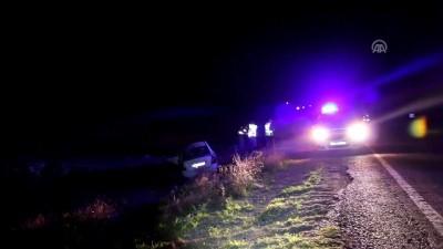 trafik kazasi - Adıyaman ve Şanlıurfa'da trafik kazası: 9 yaralı