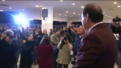 ARŞİV - Lastik İş Genel Başkanı Abdullah Karacan - SAKARYA