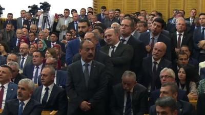 Bahçeli: 'Atatürk de, Ankara da, cami de, cemevi de bizimdir' - TBMM