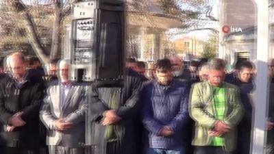 Balıkesir'de Filistinliler için gıyabi cenaze namazı kılındı