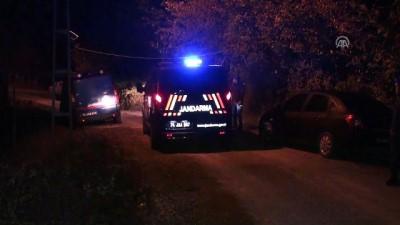 saglik ekipleri - Bartın'da ev yangını: 1 ölü