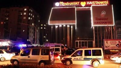 Belediye başkanına silahlı saldırı - OSMANİYE