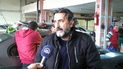 Brezilyalı kaporta ustaları Kastamonu'da beklediğini bulamadı