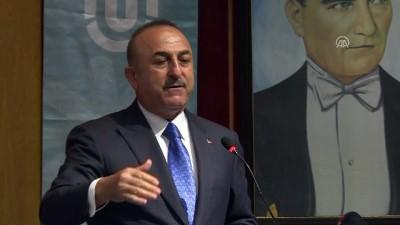 Çavuşoğlu: '70 ülkeyle vizeleri kaldırdık' - TUNCELİ