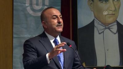 Çavuşoğlu: 'Dünyada insani yardım konusunda Türkiye birinci sıradadır' - TUNCELİ