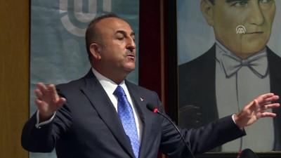 Çavuşoğlu: 'Tedbir almazsak dünya, 2.Dünya Savaşı öncesine dönecektir' - TUNCELİ