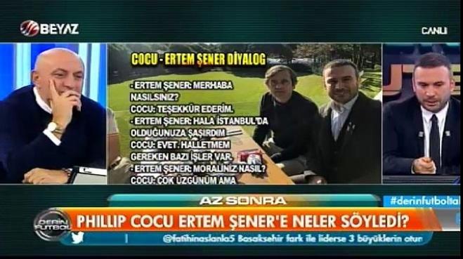 fenerbahce - Cocu, Derin Futbol'a konuştu