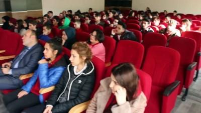 CÜ Vakfı Okulları öğrencileri YKS hakkında bilgilendirildi